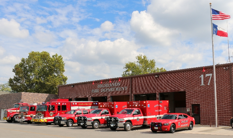 Highlands Fire Department Highlands Tx